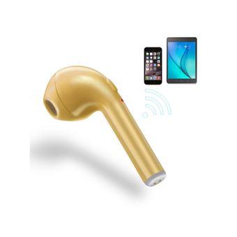 Fones de Ouvido IE Wireless Dourado