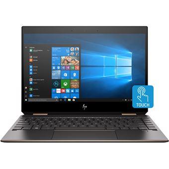 "Portátil Híbrido HP 13-ap0006nb 13 i7 8GB 13.3"" Preto"
