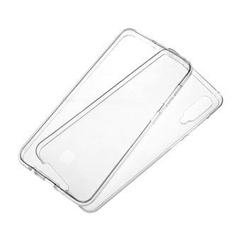 Capa Magunivers para Samsung Galaxy A50 e TPU Lado Claro Transparente