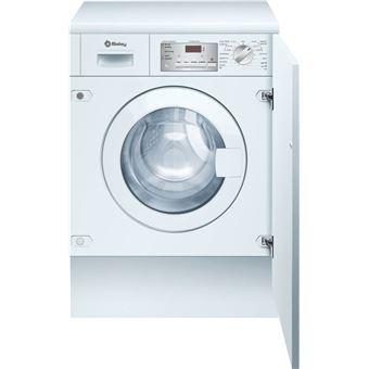 Máquina de Lavar Roupa Encastrável Balay 3TI776BC 7Kg A++ Branco