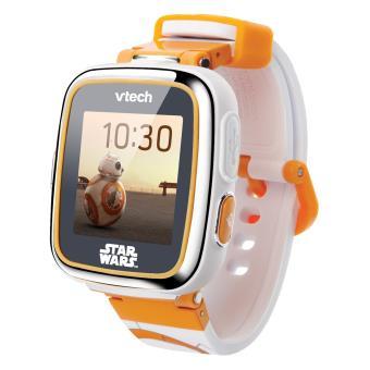 Relógio VTech STAR WARS BB8 Cam-Watch Laranja