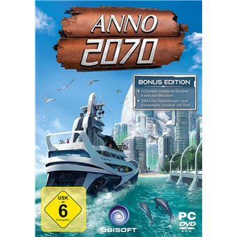Anno 2070 Bonus Edition PC