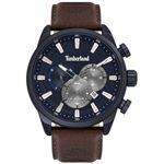 Relógio Homem TIMBERLAND MILLWAY TBL.16002JLABL-03 - Castanho