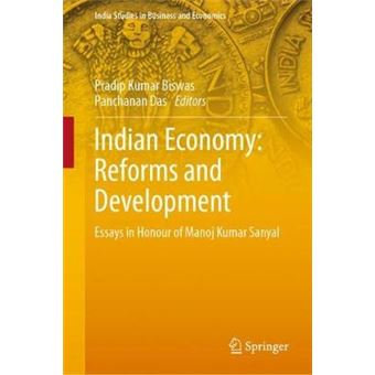 Indian Economy Reforms And Development