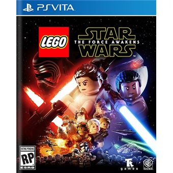 LEGO Star Wars: The Force Awakens PS Vita