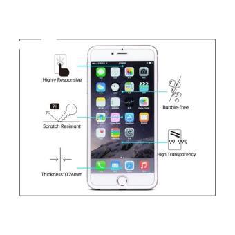 Película Li-RK Proteção Ecrã Vidro Temperado para iPhone 6 / 6S 4.7'