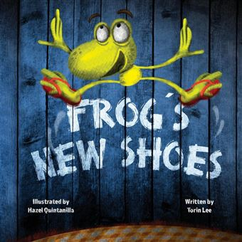 frogs New Shoes Paperback -