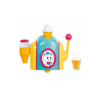 Brinquedo de banho Tomy Toomies Foam Cone Factory