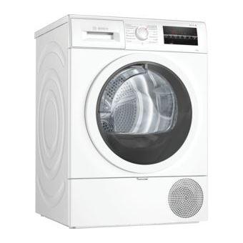 Máquina de Secar Bosch Serie 6 WTR87641ES | 8 Kg | Bomba de Calor | A+++ | Branco