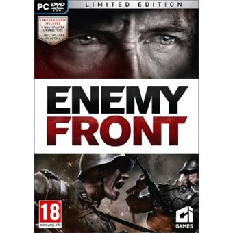 Enemy Front - Limited Edition PC