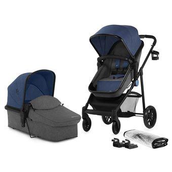 Carrinho Kinderkraft JULI 2in1 All-terrain stroller 1 lugar(es) Azul