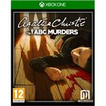 Agatha Christie the abc Murders - Xbox ONE
