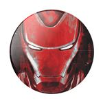 telefone PopSockets Iron Man Portrait suporte de parede para  Preto, Vermelho