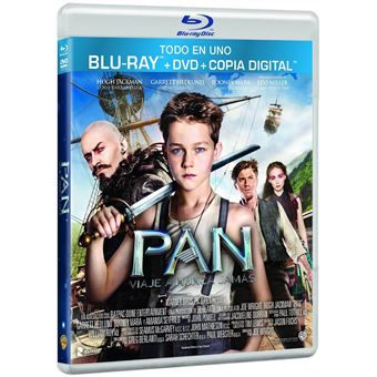 Pan (BD + DVD) (2Blu-ray)