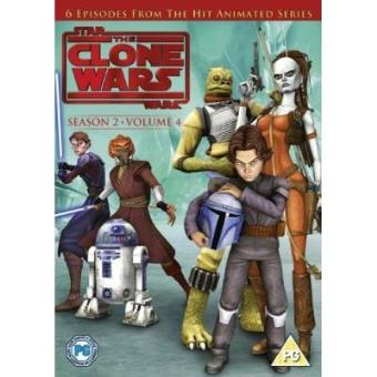 Star Wars: Clone Wars - Season 2 Vol.4 (Import)