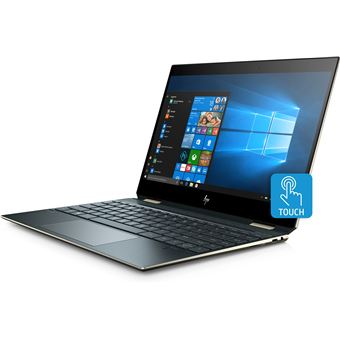 "Portátil Híbrido HP 13-ap0110ng 13 i7 16GB 13.3"""" Azul"