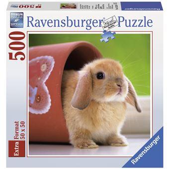 Ravensburger 15223 - Coelhinho bebé 500 Peças