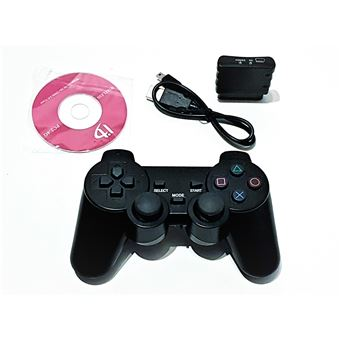 Comando Wireless Klack Universal - DualShock 3in1