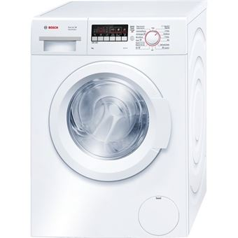8dab9ccc2 Máquina de Lavar Roupa Carga Frontal Bosch WAK24278EE 8Kg A+++ Branco -  Máquina de Lavar Roupa Carga Frontal - Compra na Fnac.pt