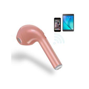 Fones de Ouvido IE Wireless Rosa-Ouro