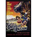 The Pride and the Passion (1957) / Orgullo y Pasión (DVD)