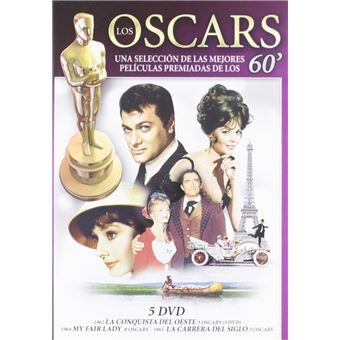 The Oscars 60 Collection (My Fair Lady, How the West was Hon, The Great Race) (5DVD)
