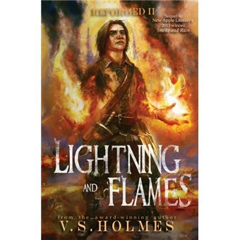 lightning And Flames Paperback -