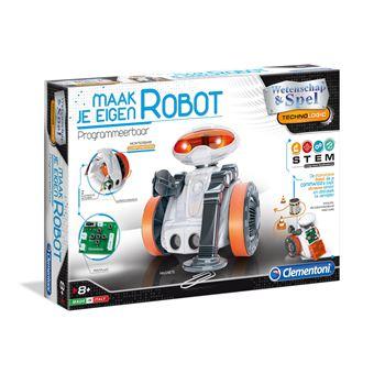 Robot Programável Clementoni 66794 Maak Je Eigen