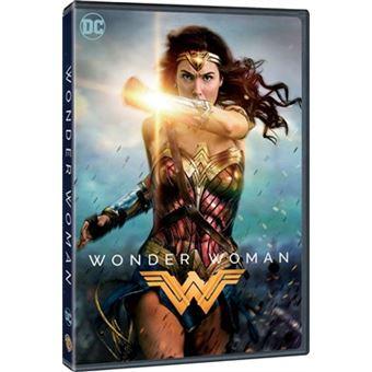 laFeltrinelli Wonder Woman DVD Italiano