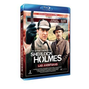 Sherlock Holmes Las Aventuras Brd