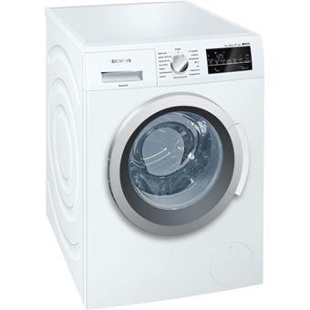 Máquina de Lavar Roupa Carga Frontal Siemens WM12T489EP 9Kg A+++ Branco