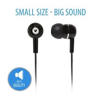 Auriculares V7 HA100-2EP headphone