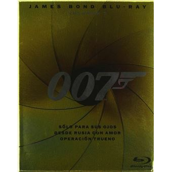 Pack James Bond - Volume 2  (3Blu-ray)