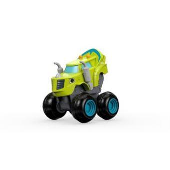 Fisher-Price Blaze and the Monster Machines DTK31 Plástico brinquedo sobre rodas Verde