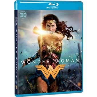 laFeltrinelli Wonder Woman Blu-ray Italiano