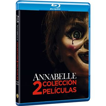 Annabelle / Annabelle Creation (2Blu-ray)
