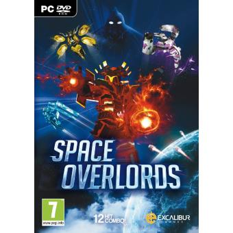 Space Overlords (PC DVD)