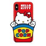 Capa Hello Kitty 3D iPhone 8/7/6S/6  Popcorn