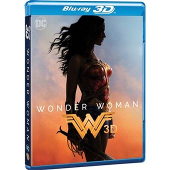 laFeltrinelli Wonder Woman (Blu-Ray 3d) Italiano
