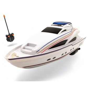 Dickie Toys 201119548 barco telecomandado RC 1:48 Motor elétrico Branco