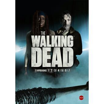 The Walking Dead (1ª-7ª temporadas) (29DVD)