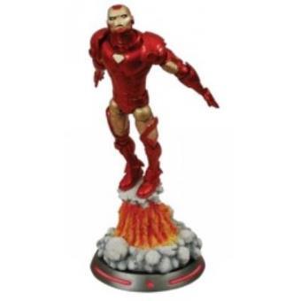Figura Iron Man Marvel Select 18 cms
