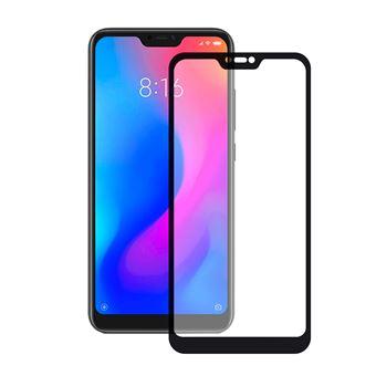 protetor de ecrã Ksix B9054SC07N  Proteção de ecrã transparente Telemóveis/smartphone Xiaomi 1 peça(s) Preto e Transparente