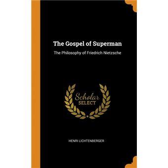the Gospel Of Superman Hardcover