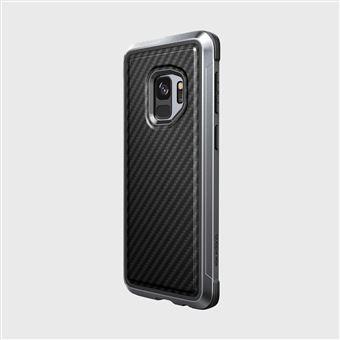 Capa X-Doria Defense Lux Carbono Xddl0011 - Compatível Samsung Galaxy S9