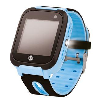 Smartwatch Forever KW-50 Preto, Azul