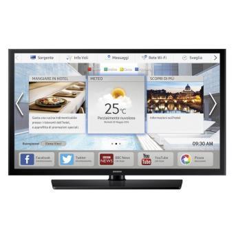 """Smart TV Samsung HG40EE694DK 40"""" Titânio"""