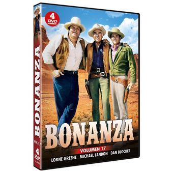 Bonanza - Volume 17 (4DVD)