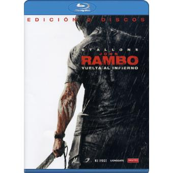 John Rambo : Vuelta al Infierno / Rambo (2Blu-ray)