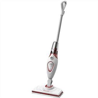 Máquina de Limpeza a Vapor Black & Decker 1300W steam-mop Vermelho, Branco